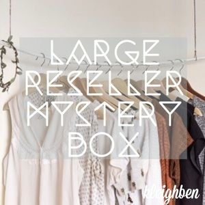 Large 8-10 Item (Reseller) Mystery Boxes!